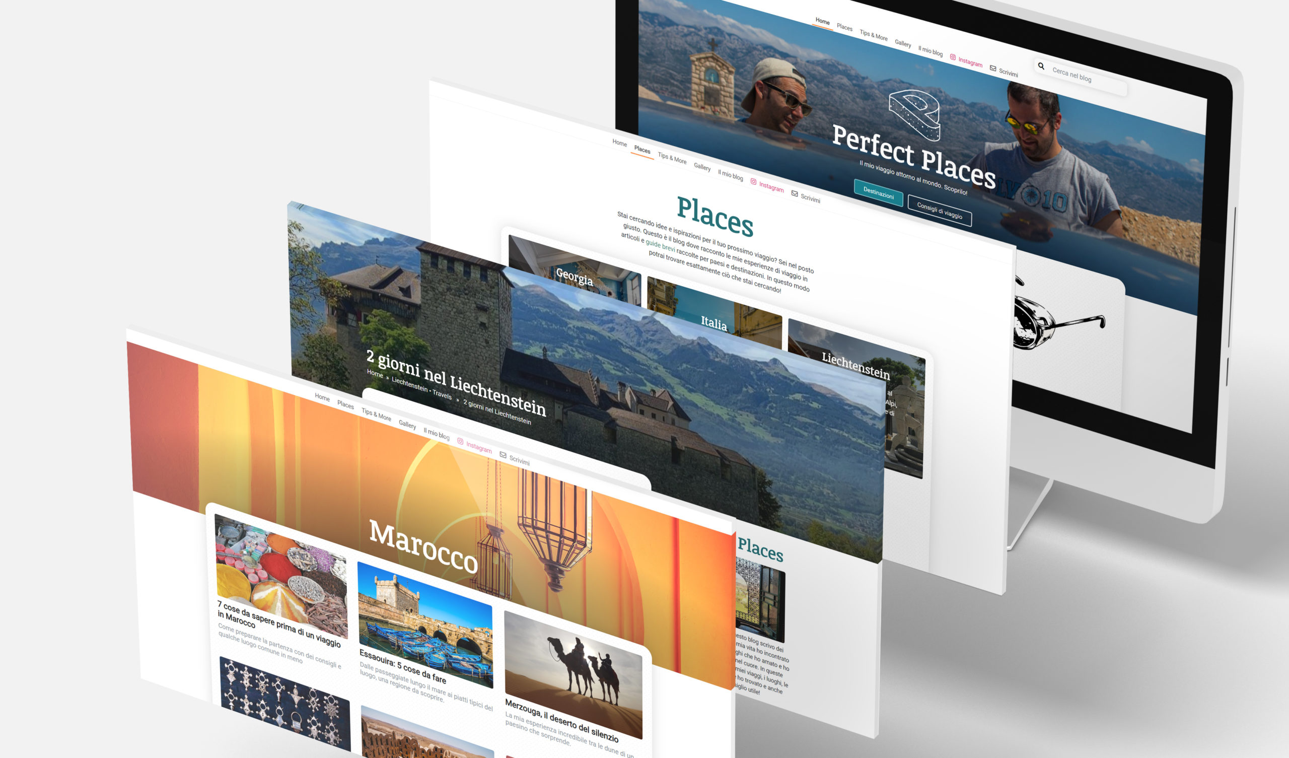 Perfect Places IT_Mockup Website Screen