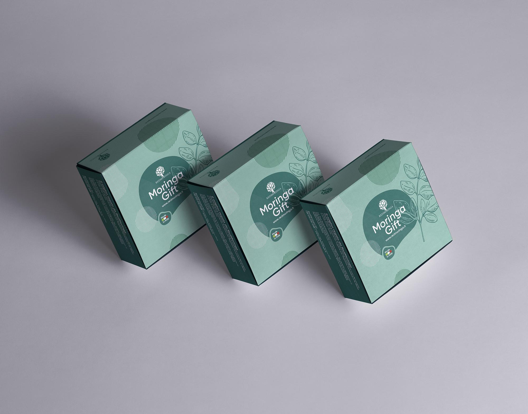 Mockup portfolio Scatola Red Moringa Gift 2020 1
