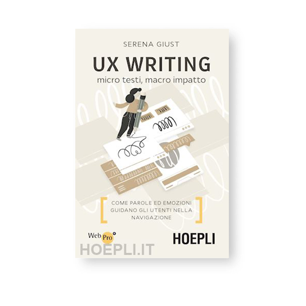 ux writing micro testi