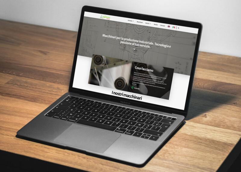Sviluppo sito multilingua Offmar srl