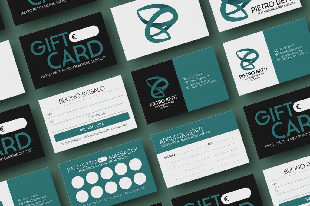 Mockup multiple cards